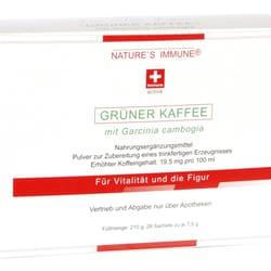 Naturès Immune Grüner Kaffee - Endlich…