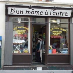 D'Un Môme À l'Autre, Paris