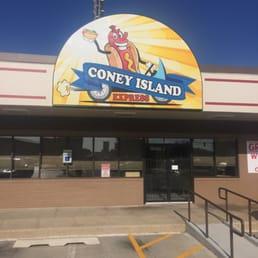 Coney Island Express Oklahoma City Ok