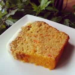 Le Carrot Cake !