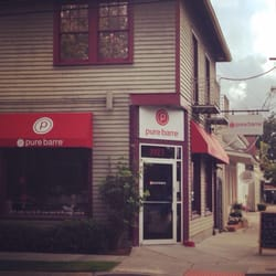 pure barre orleans