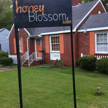 Co co blossom salon hairdressers plaza midwood for A nu u transitional salon