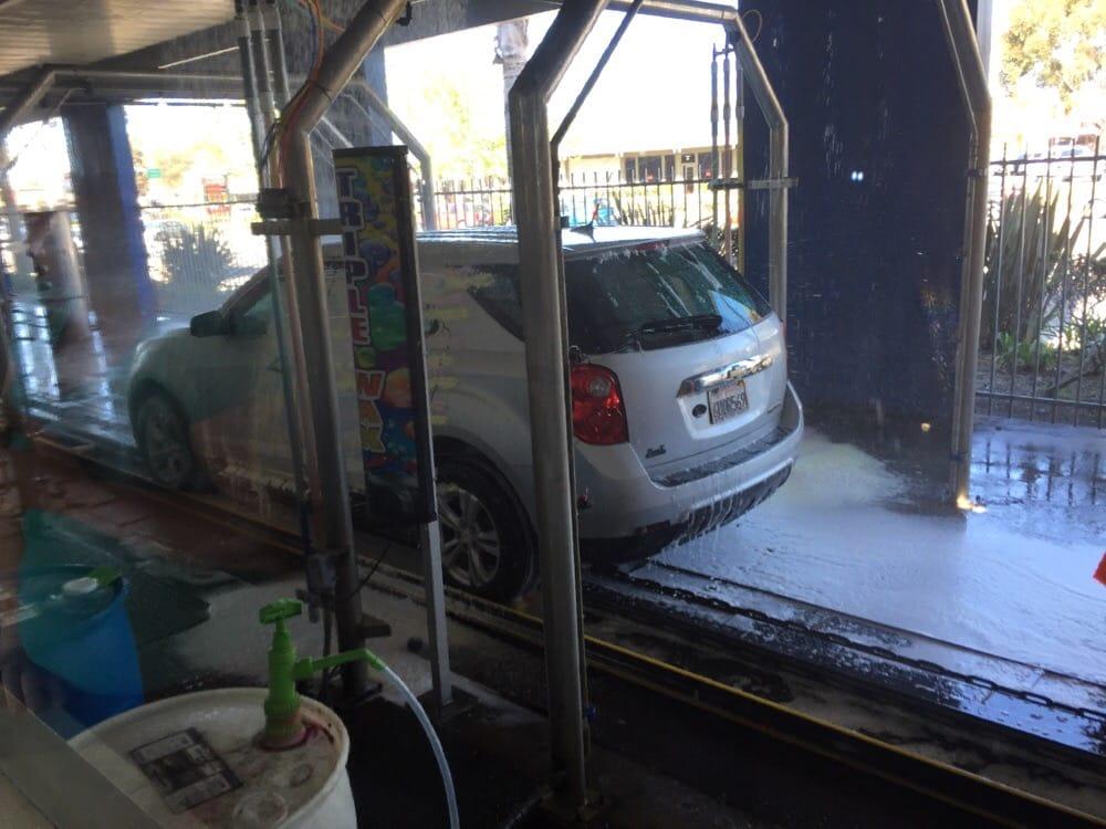 Oil Change At Genie Car Wash