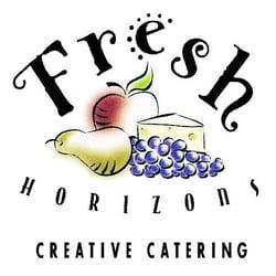 Fresh Horizons Creative Catering logo
