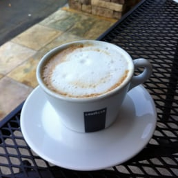 Carmel Latte, outside dinning.