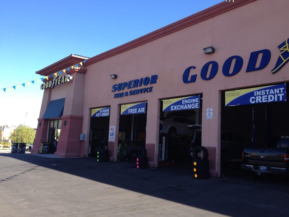 Superior Tire Goodyear Auto Service Center 16 Photos