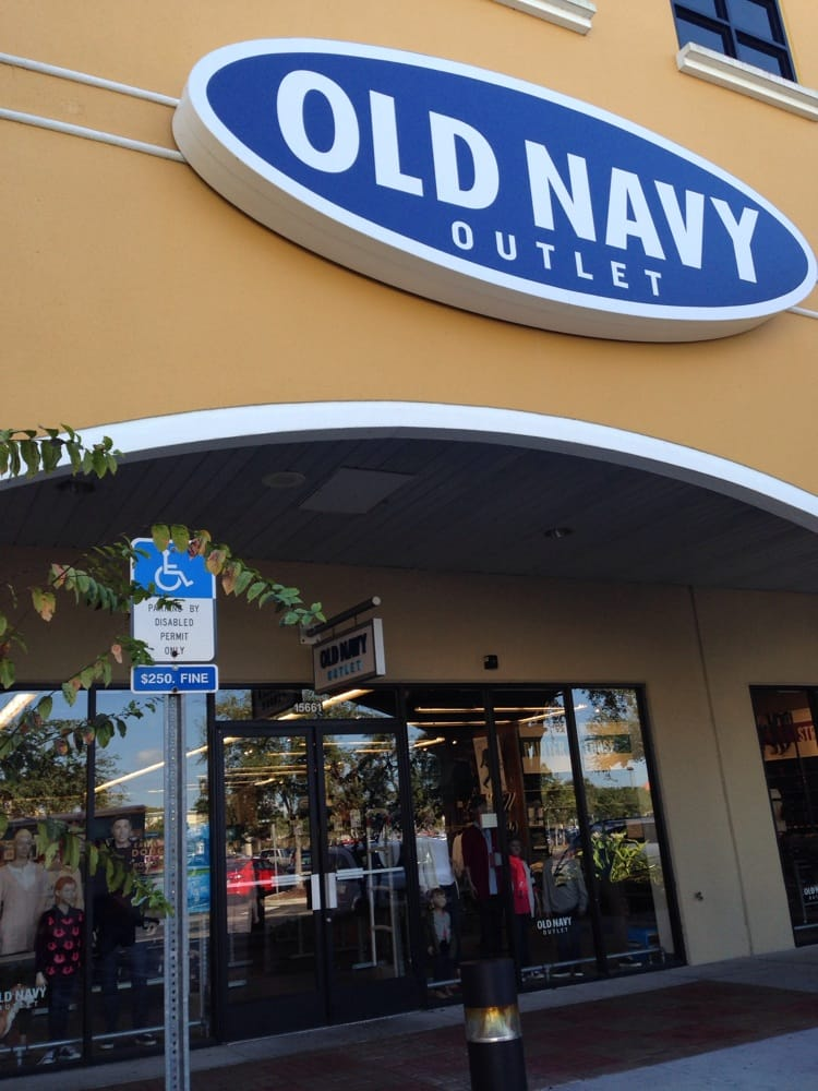 Past Old Navy Outlet Coupon Codes