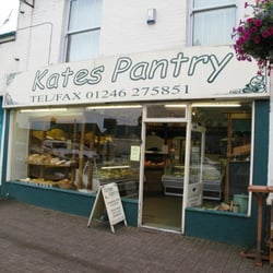 Kate's Pantry, Chesterfield, Derbyshire