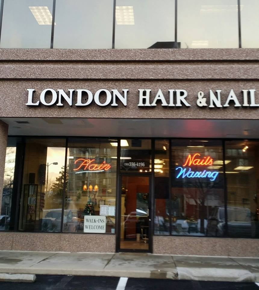 London hair nail salon nail salons mclean va - Nail salons in london ...