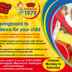 Tumble Tots, Edinburgh - East, Edinburgh, UK