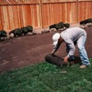 All Seasons Gardening & Landscaping Services - New sod lawn installation in San Francisco. - San Francisco, CA, Vereinigte Staaten