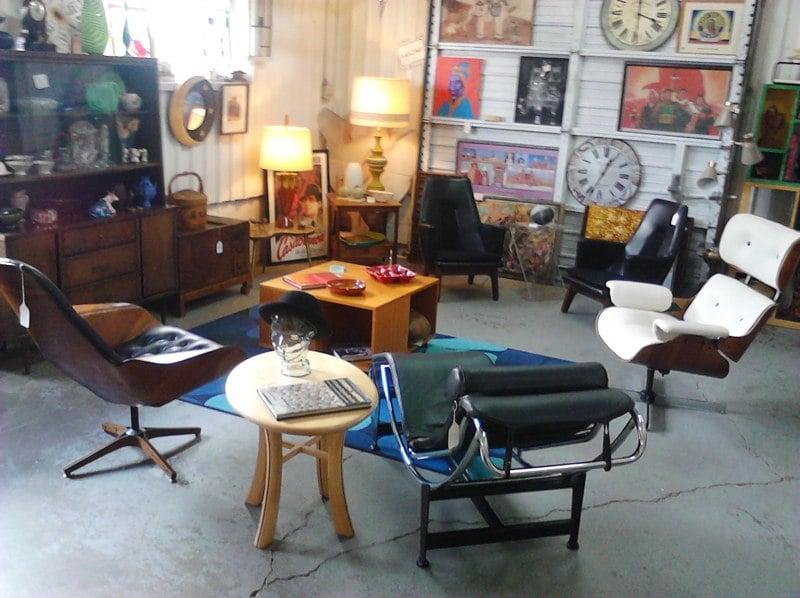 The Amazing Garage Sale Offers Mid Century Danish Modern Vintage Retro Furniture Home