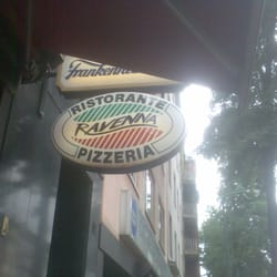 Pizzeria Ravenna, Düsseldorf, Nordrhein-Westfalen, Germany