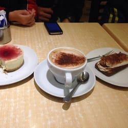 Raspberry cheesecake, mocha cappuccino,…