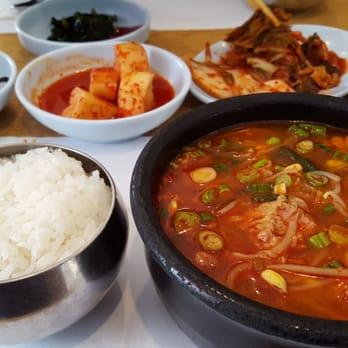 Han Woori 31 Photos Korean Restaurants 12942 Galway St Garden Grove Ca United States