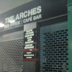 The Arches Theatre, Glasgow
