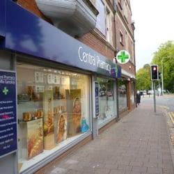 Central Pharmacy, Cardiff