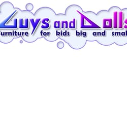 Guys & Dolls Childrens Furniture logo