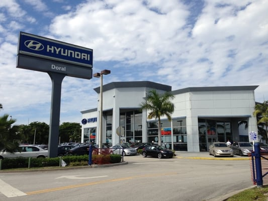 Doral Hyundai Miami Dealer Yelp