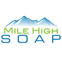 Mile High Soap logo