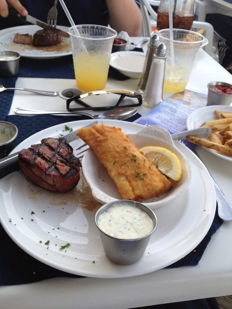 Hampton (NH) United States  city photos : Sea Ketch Restaurant Hampton, NH, United States. Surf & turf
