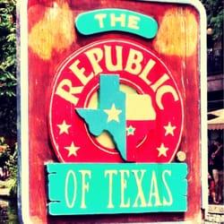 Republic Of Texas Restaurant