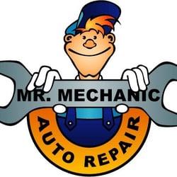 Mr Mechanic Auto Repair logo