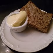 Sourdough toast with butter to accompany…
