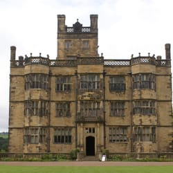 Gawthorpe Hall, Burnley, Lancashire, UK