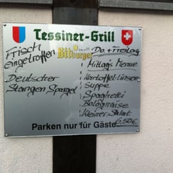 Tessiner-Grill, Mühlheim am Main, Hessen, Germany