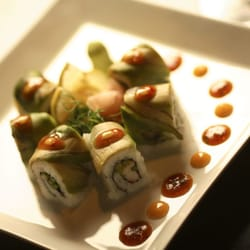 King Prawn Californian Roll