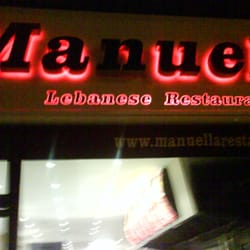 Manuella Lebanese, London