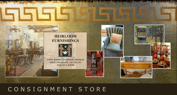 Heirloom Furnishings Consignment Store Antiques New