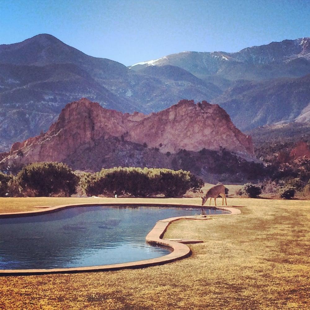 Garden Of The Gods Club And Resort Hotels Colorado Springs Co Reviews Photos Menu Yelp