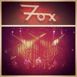 Fox Theatre Boulder logo