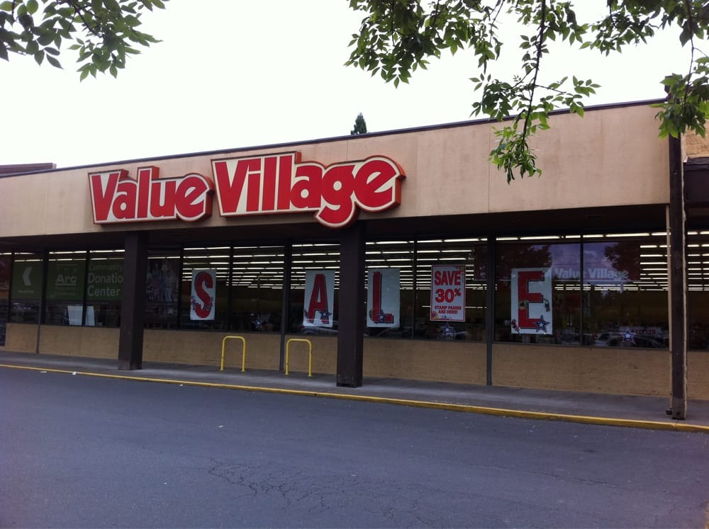 Value Village Thrift Store Thrift Stores 12060 Sw Main St Tigard Or United States