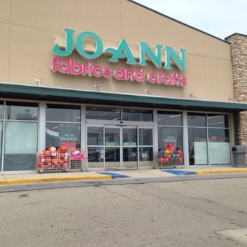 Jo ann fabric and craft fabric stores 1256 e ash st for Joann fabric craft stores