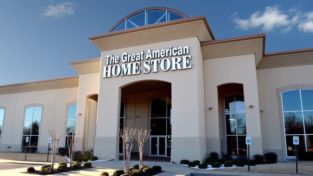The great american home store 17 photos furniture for Furniture stores in the states