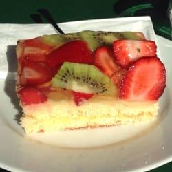 Erdbeer-Kiwischnitte