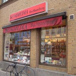 Kommedia Buchhandlung, Berlin