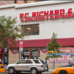The maps and contact information below will help you find the closest PC Richard & Son electronics stores. Need to know what time PC Richard & Son in New York City is open or closes it doors? Get store business times, daytime and evening hours, street addresses, phone number, and .