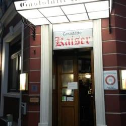 Gaststätte Kaiser, Hannover, Niedersachsen