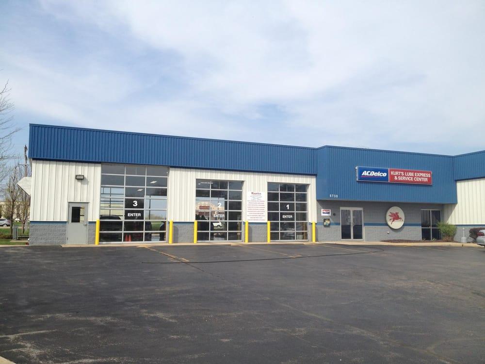 Kurt's Service Centers - Auto Repair - Rockford, IL - Yelp
