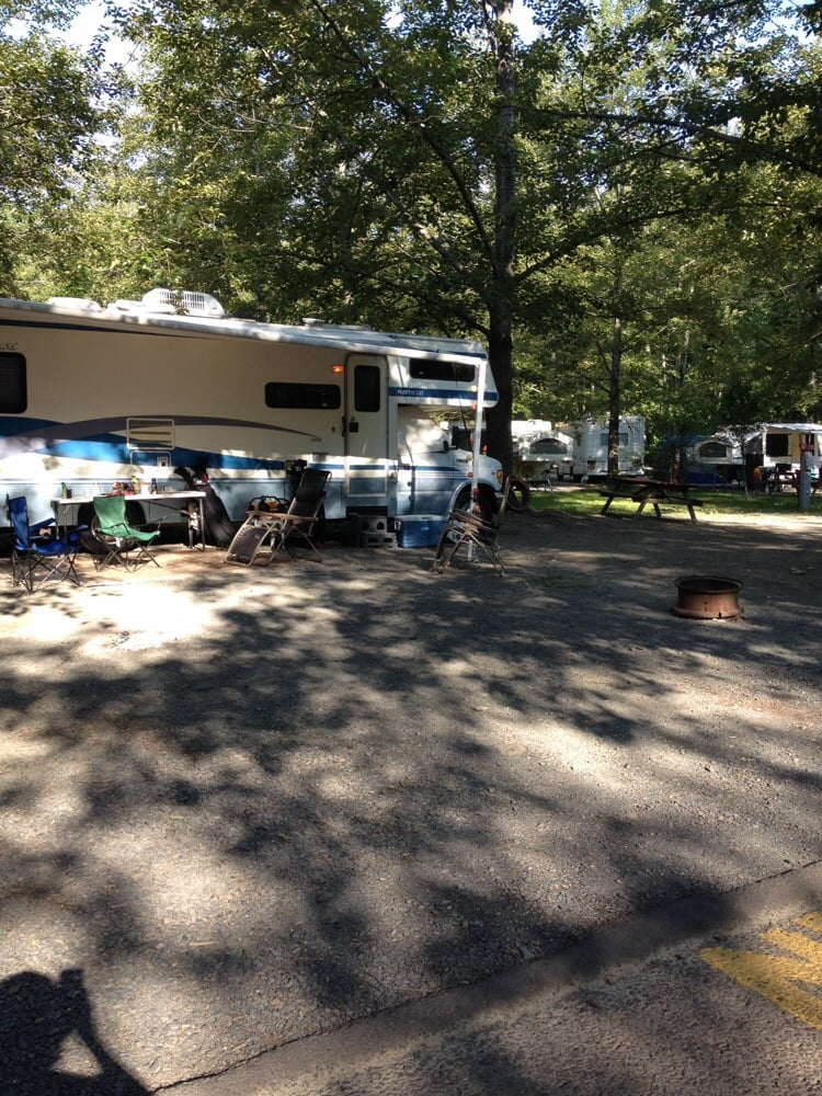 Knoebels Grove Campground Campgrounds Elysburg Pa