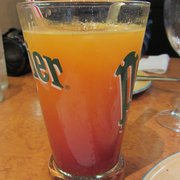 Weird fruit beverage