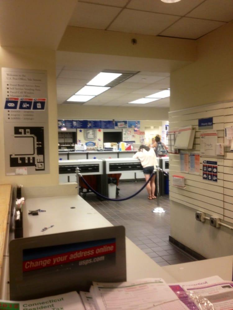 Us post office oficinas de correos 206 elm st new for Oficinas de correos en burgos