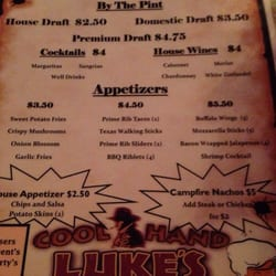 Cool hand lukes coupons riverbank