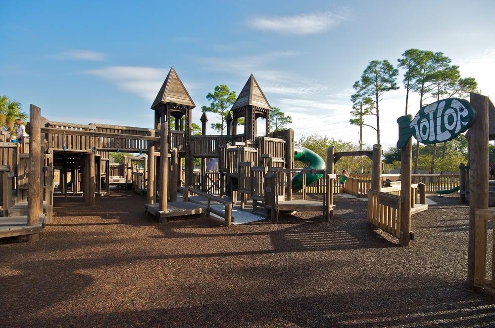 South Beach Park And Sunshine Playground Jacksonville Beach Fl
