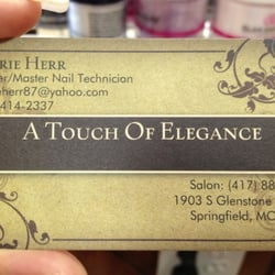 A touch of elegance closed nail salons 1903 s for A touch of elegance salon kauai