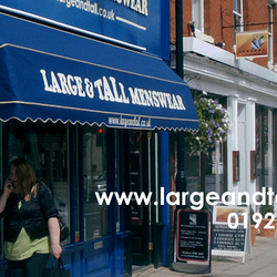 Large and Tall Menswear - Visit our shop or buy online www.largeandtall.co.uk
